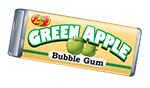 Green Apple Bubble Gum