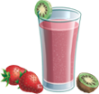 Strawberry-Kiwi Refresher